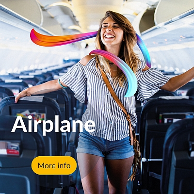 hearing protection for aiplane, train and altitude